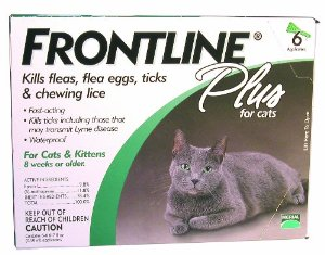 products frontlinepluscats