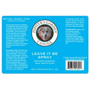 products k9leaveitbespray
