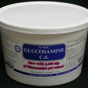 products su perglucosaminecspowder